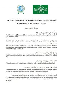ISOMIL NU Declaration