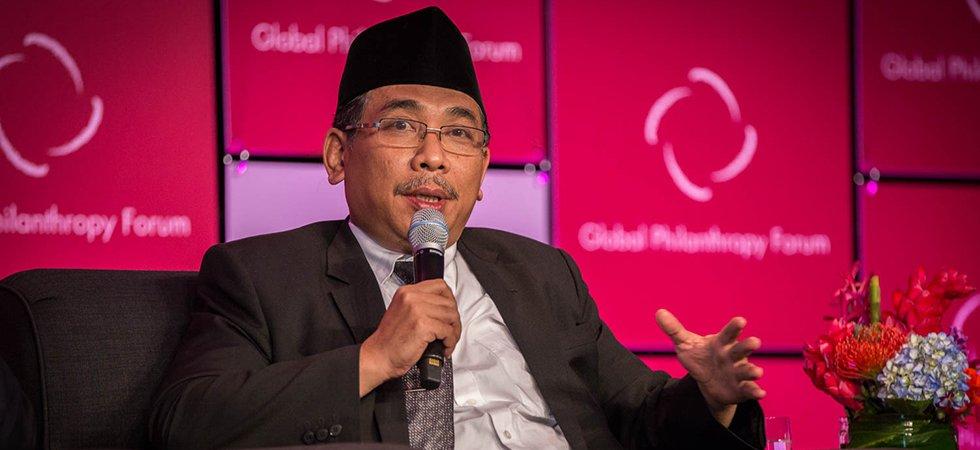 KH. Yahya Cholil Staquf